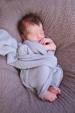 Sawyer Newborrn {7 days old}