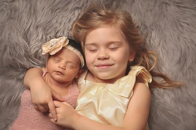 Adalynn Mills- Newborn