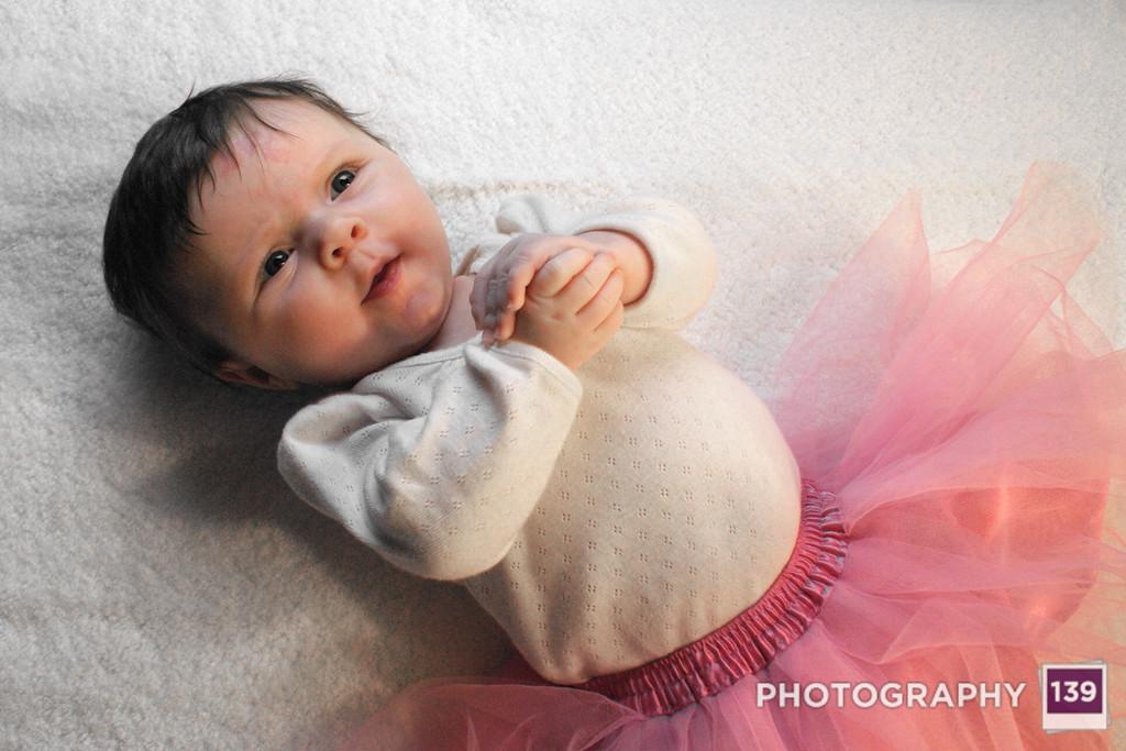 Alice DeWaard - 3 Months