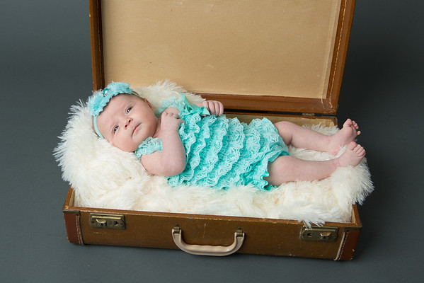 Angie Hussey 1 Month