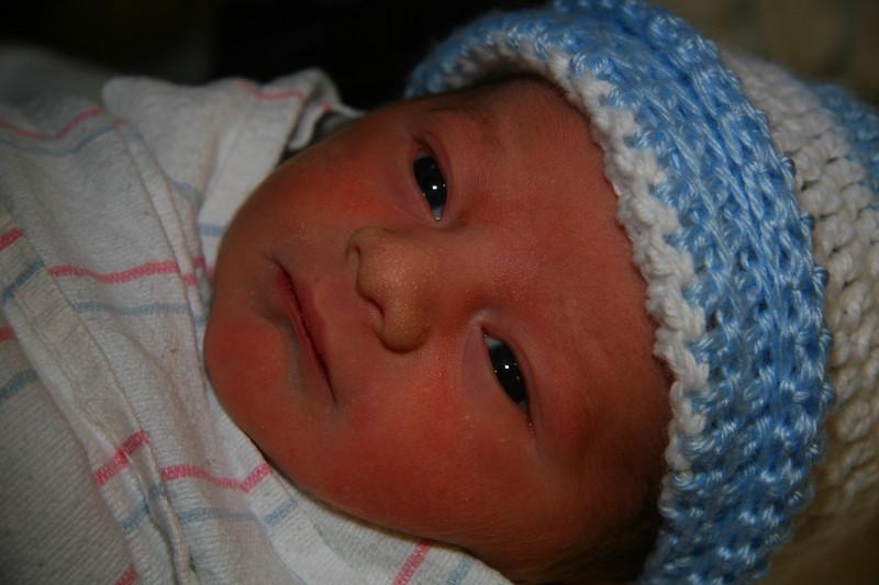Jeffrey born 5/26/08 ... hello world