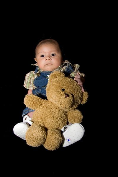 Jordan & bear