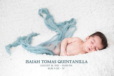 Baby Isaiah Q.