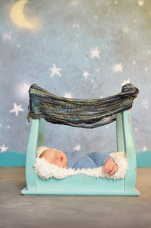 Baby Luke (Full Year Baby Planner)