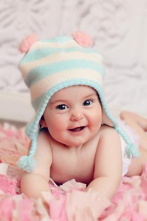 Baby Sadie 6 Months