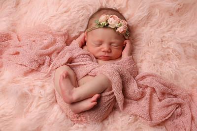 Claire Poston- Newborn