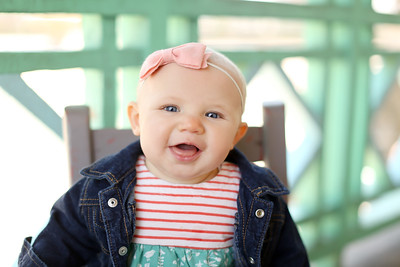Clara Kunderman- 9 Month
