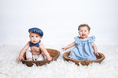Cora & Enzo are 6 Months! : Raleigh, NC