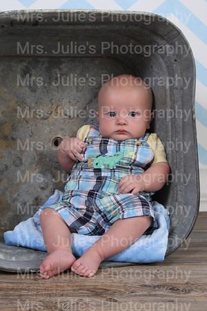 Eli at 3 months