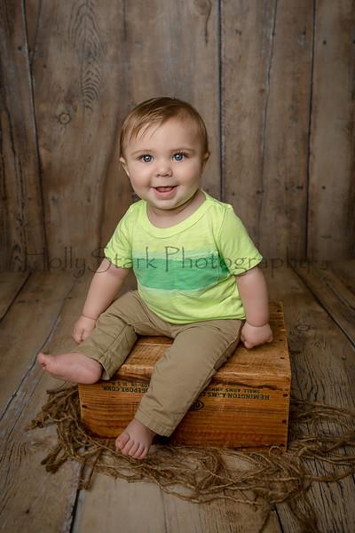 Elijah {7 months}