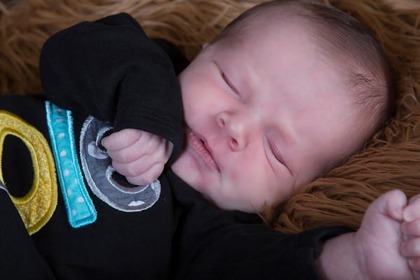 Eli's Newborn Session
