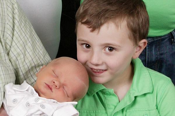 Eli's newborn