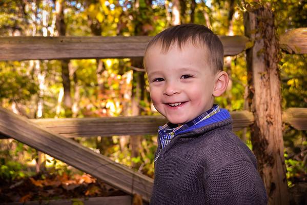 Evan Riddle (18 months) October 12, 2014