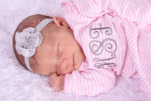 Hadley's Newborn Session