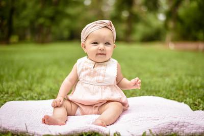 Janek, Emily 6 months May2018