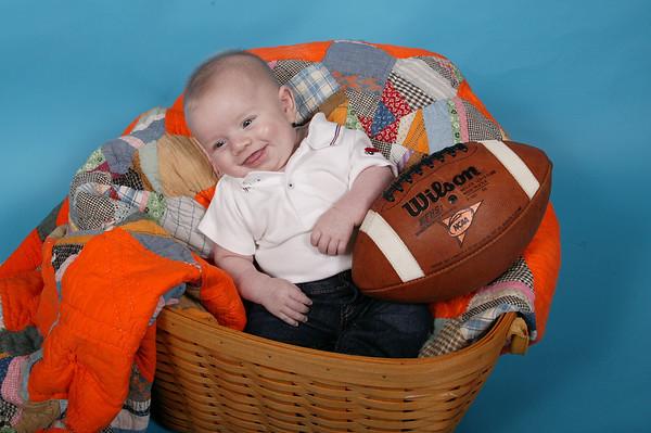 Jaxon at 3 months