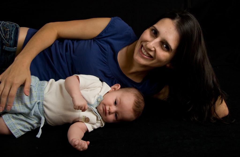 Jeffrey and Mom 10/09/08