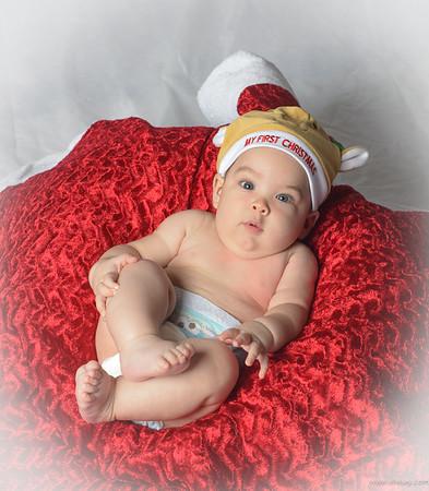 Jose Benjamin Centeno Jr, 5 months