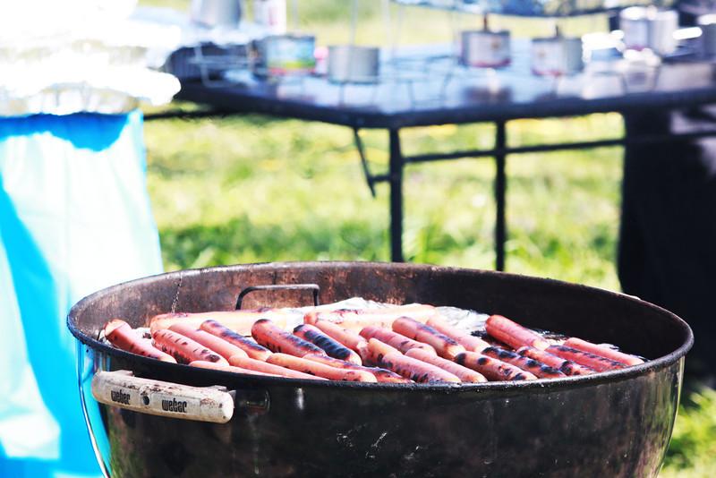 Hot Dogs Anyone.