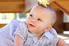 Little Miss Georgia 4 mos! :