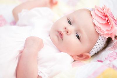 Lyla 3 Months