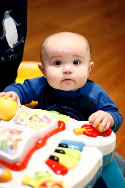 Mason Key 1st Birthday