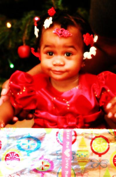 Merry 1st Christmas Heidi