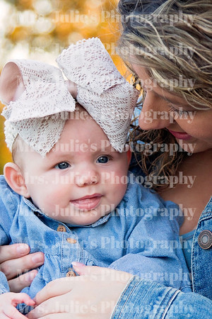 Miss Laikyn at 3 months