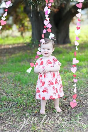 Sweet Olivia Vday Mini