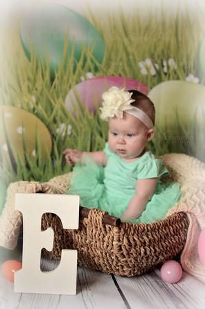 ELLA Easter/Spring Pictures