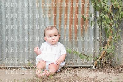 Landon 6 Months- RAW