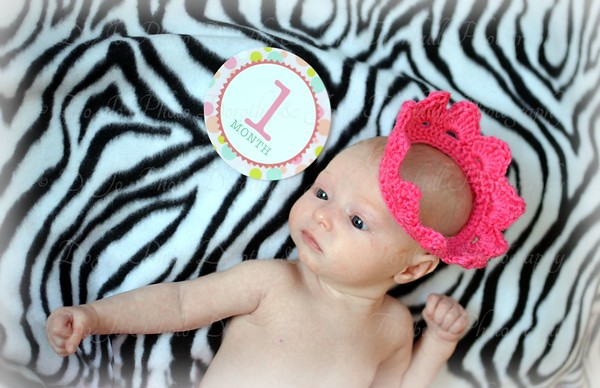 Samantha 1 Month