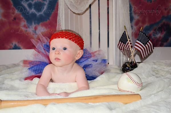 Samantha Grace 5 months