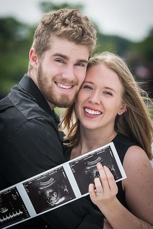 Baby Announcement Portraits