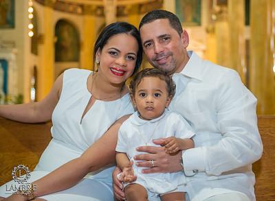 Derrick Baptism