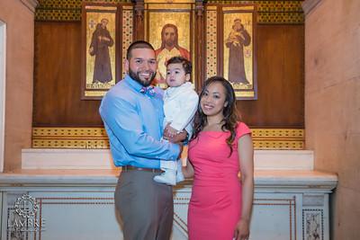 Logan Baptism
