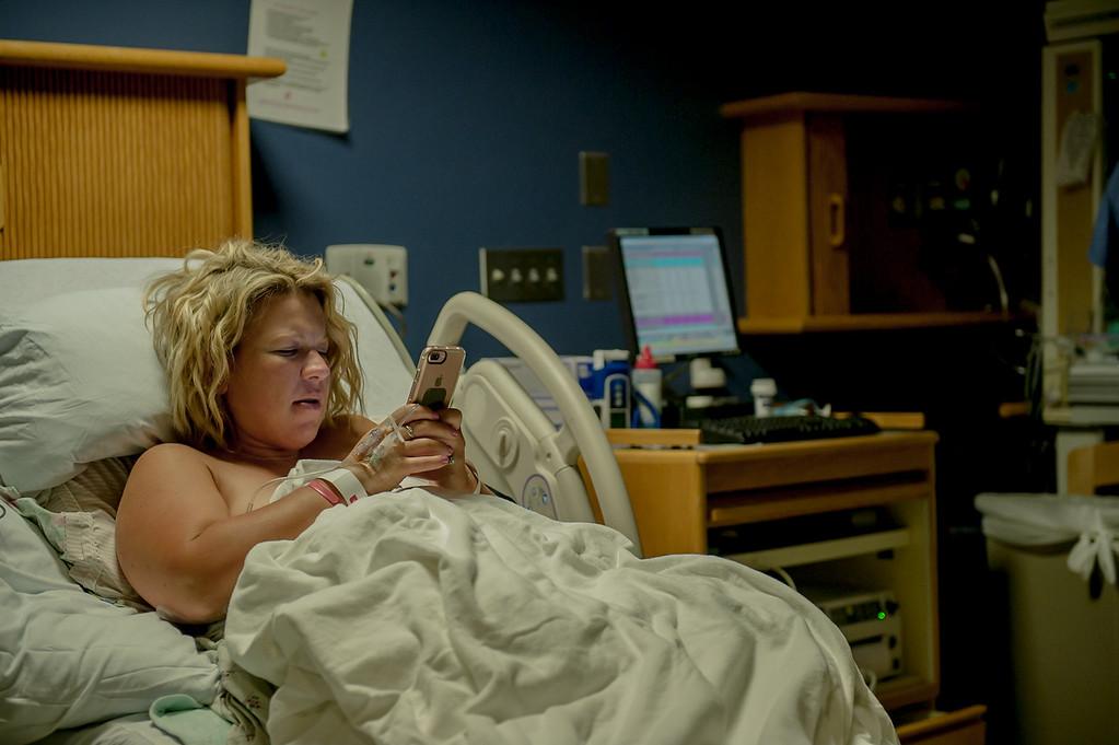 Sturdy Memorial Hospital, Birth Photography, Baby Girl, 8.9.17