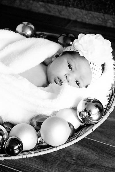 Baby Eugenia Logan