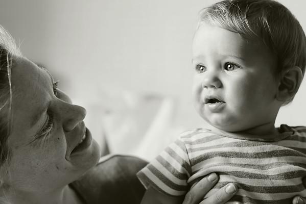 Fredrik, 9 månader