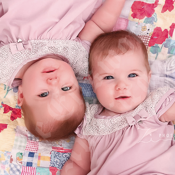 Penelope and Sophia Norris