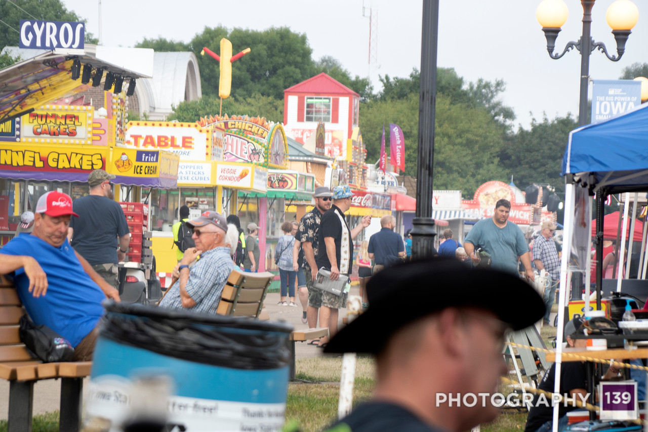 Baby Got Rack - 2019 - iowa State Fair