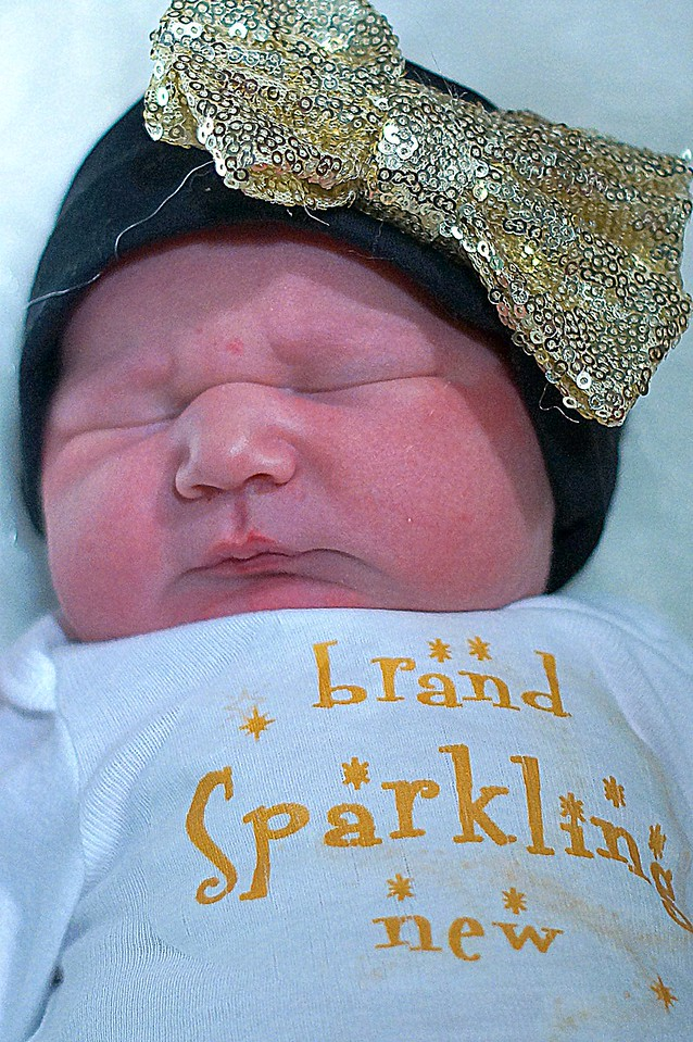Baby Loralei Gradner