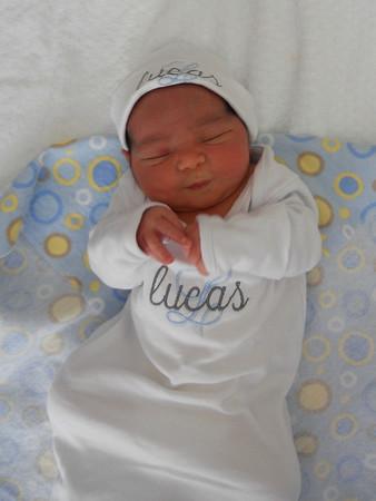 2012 Baby Lucas is Born!!!