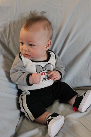 Teddy Bear Nolan 3 months