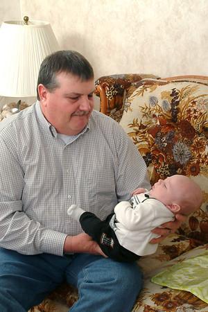"Brent ""Butter Bean's"" Baby Portraits"