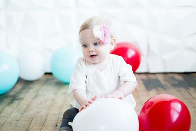 Ruby 1 Year Photos-20
