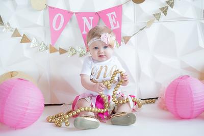 Ruby 1 Year Photos-37