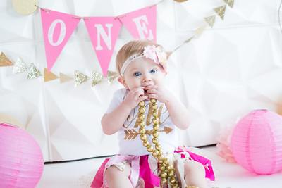 Ruby 1 Year Photos-40