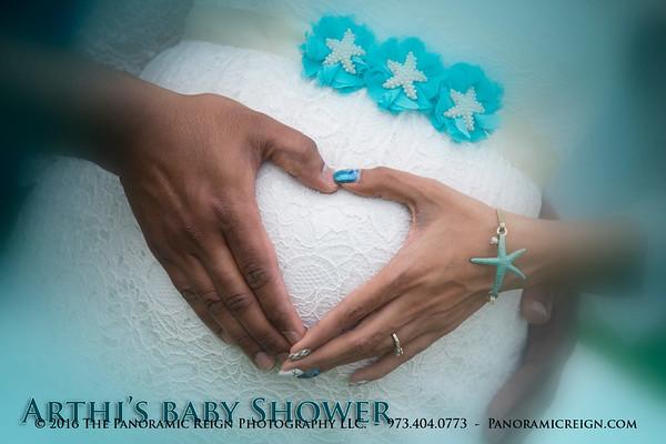 Arthi's Baby Shower