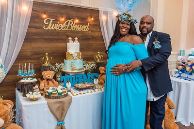 Chamicqua & Craig Baby shower